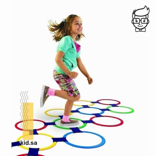 ألعاب حركية جديدة للأطفال أولاد وبنات والهدف منها وأهميتها للأطفال