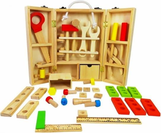 ألعاب خشبية