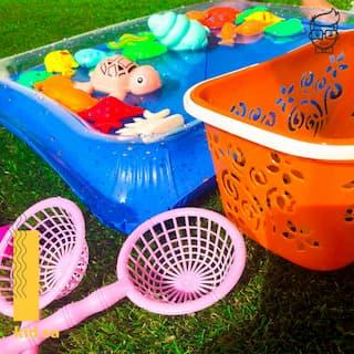 ألعاب مسلية للاطفال