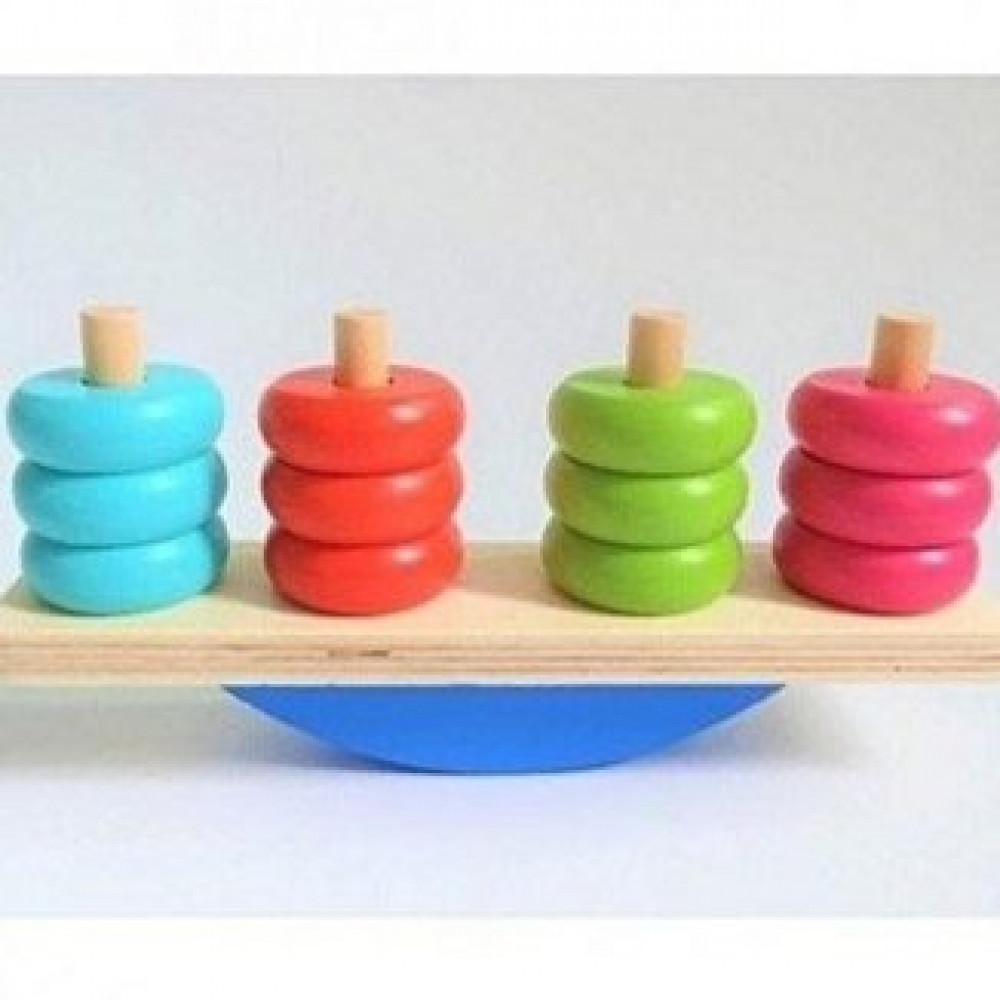 لعبة تعلم التوازن العاب تعليمية للاطفال 4 سنوات
