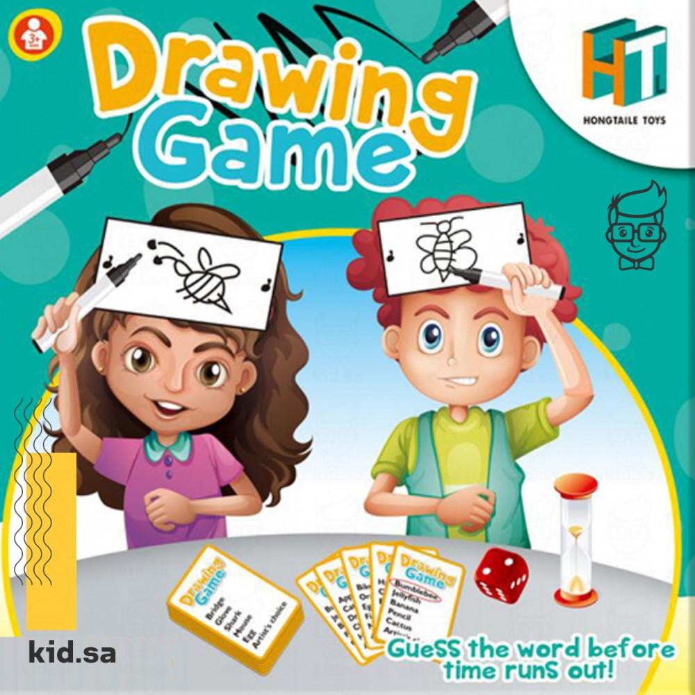 الرسم على الجبين لعبة جماعية طريقة لتربية الطفل العنيد
