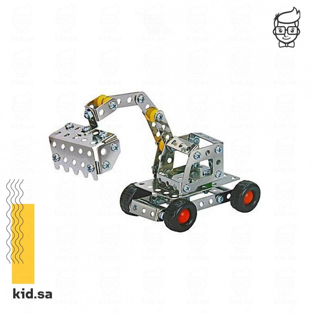 ميكانو الهندسي من أفضل ألعاب سيارات للأطفال