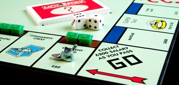 شرح لعبة المونوبولي، وكيفية لعبها