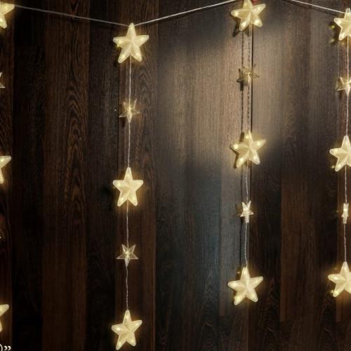 اضاءة نجوم