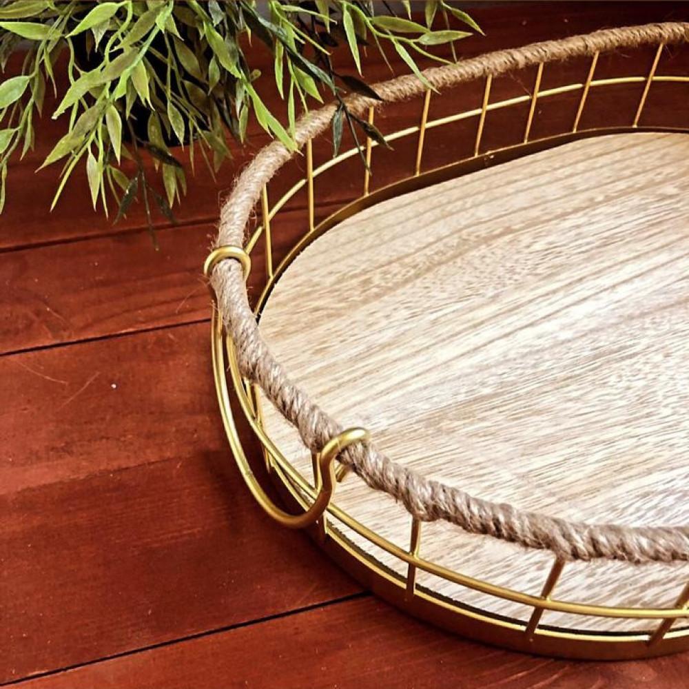 تبسي خشب مع حديد