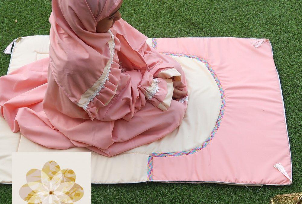 أجمل هدايا رمضان سجادات صلاة للأطفال