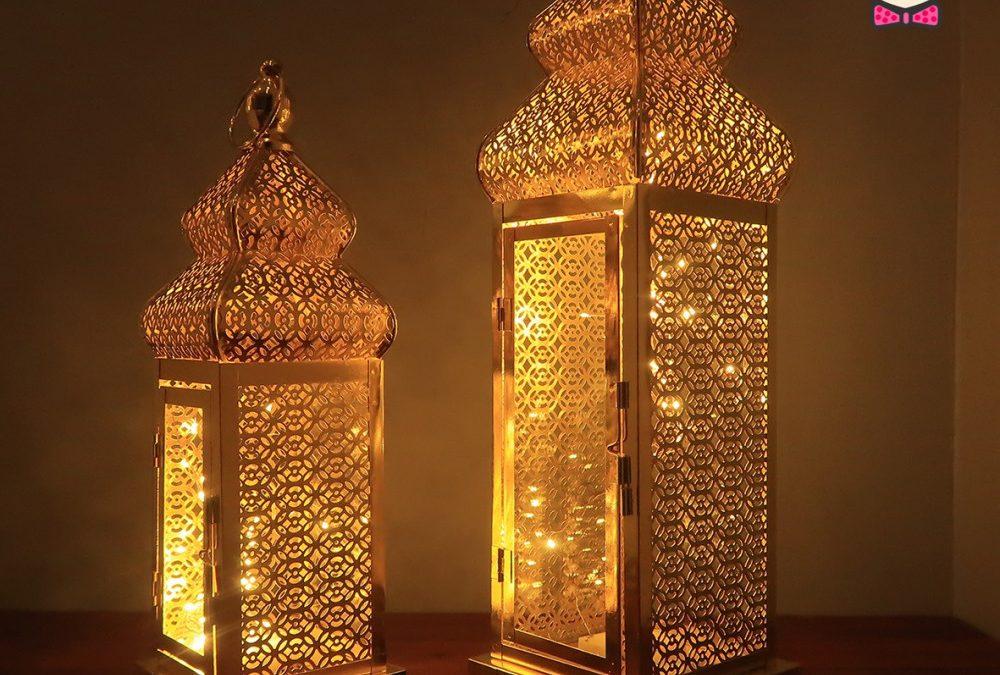 زينة رمضان في البيت بشكل مختلف ورائع