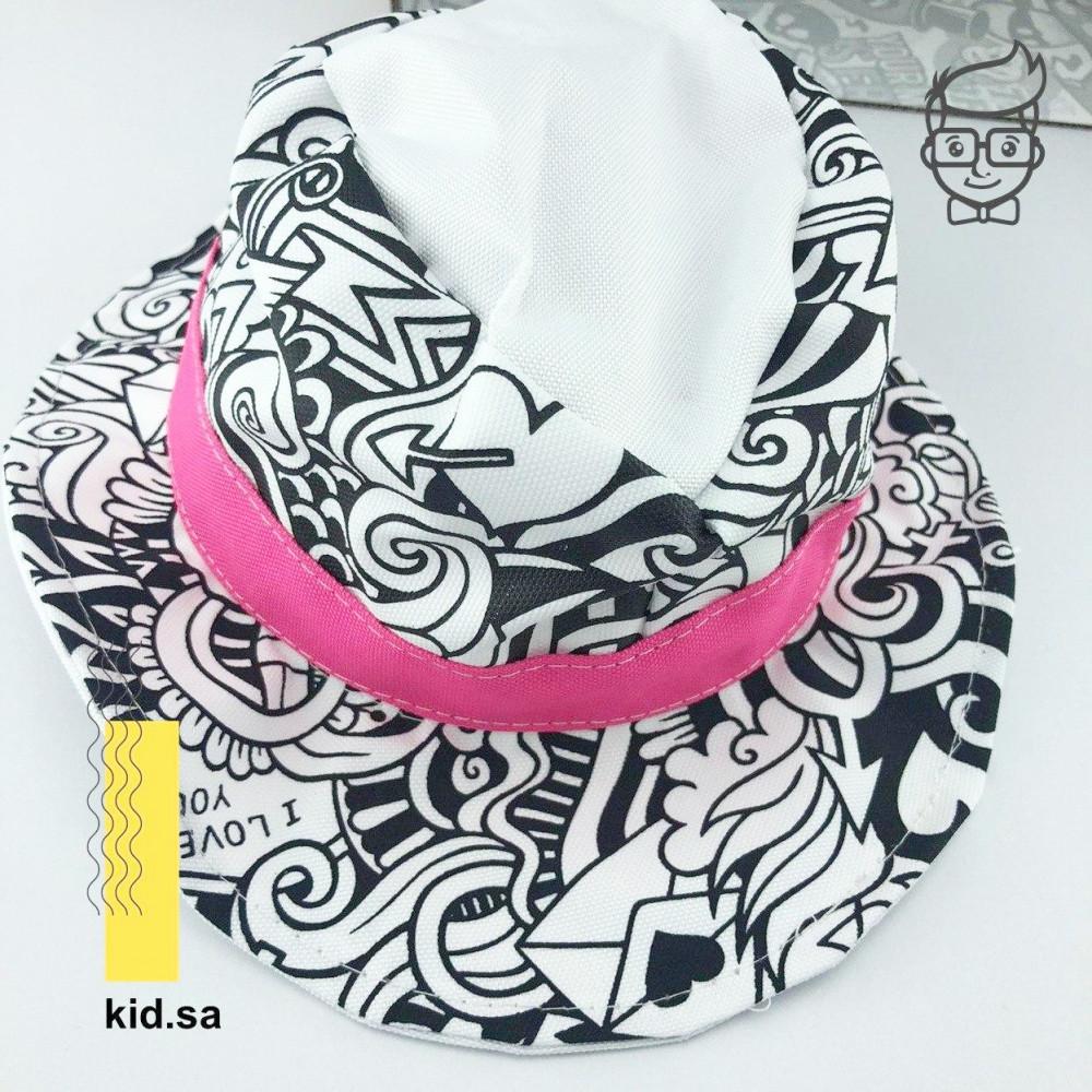 العاب بنات تلوين قبعة من هدايا العيد