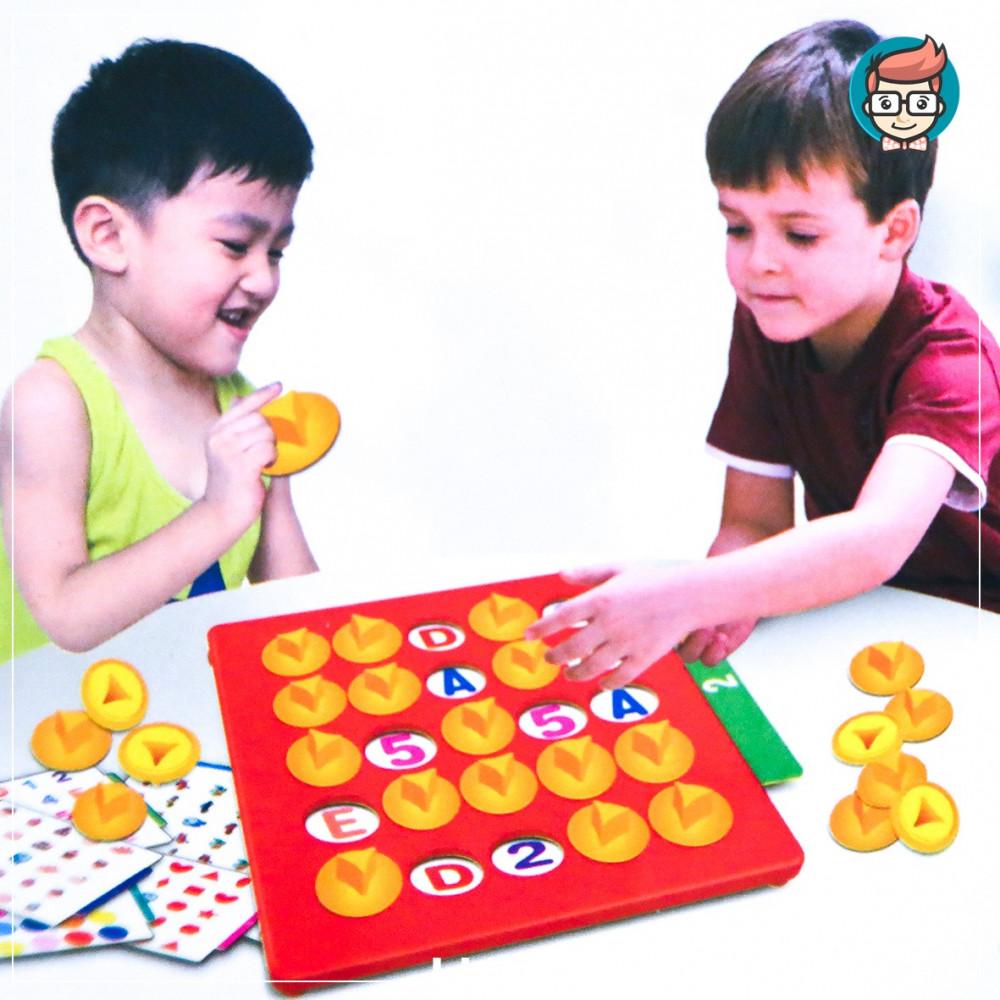 اللعب مع الأطفال