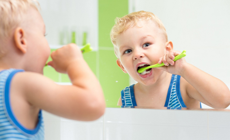 تعرفي على أهم عادات صحية للاطفال