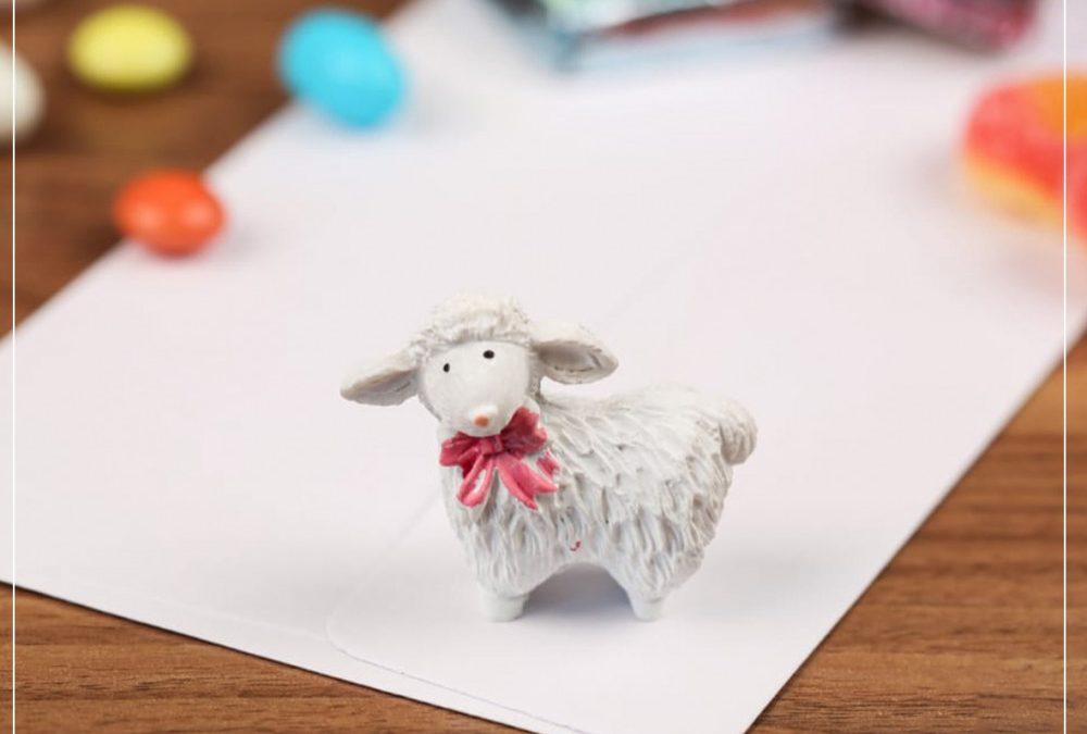 احصلي على أجمل توزيعات خروف عيد الاضحى