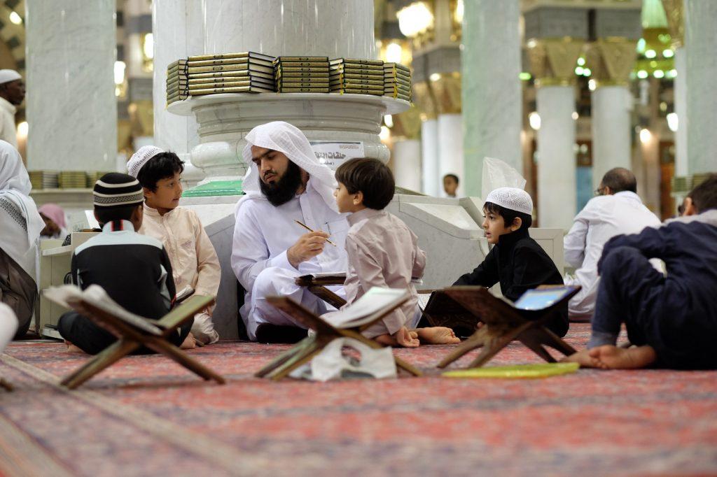 المهارات التربوية في الحلقات القرآنية والتدريس